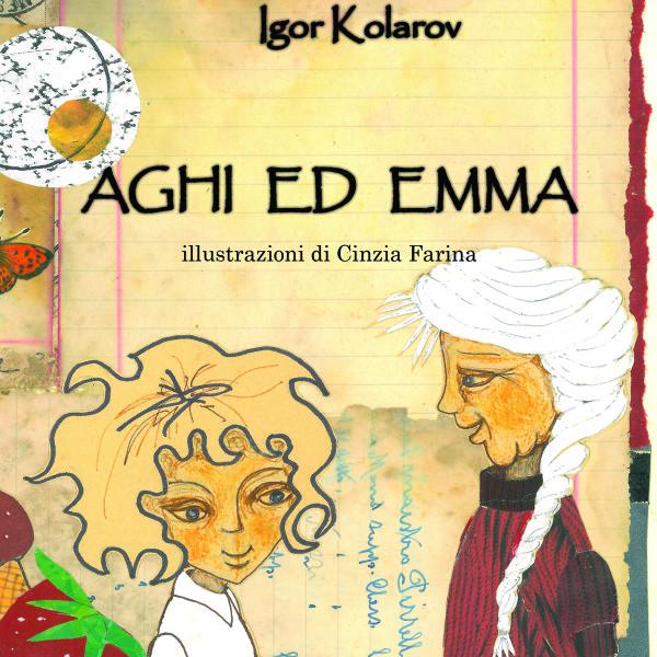 Copertina Aghi ed Emma