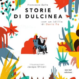 fronte Storie di Dulcinea